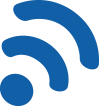 Wi-Fi icon, Blog