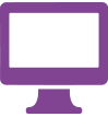 Computer Monitor icon, Computer Screen